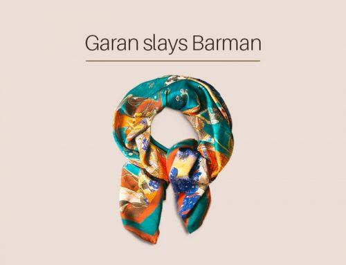 Garan slays Barman